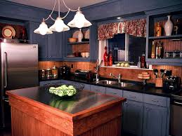 Red And Black Kitchen Cabinets by 100 Black Kitchen Design Ideas Pictures Of Kitchens With