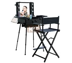 professional makeup artist lighting lighting rolling cosmetic with mirror professional makeup