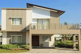 Houses Design Subdivision House Design In The Philippines Home Syle And Design