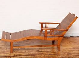 vintage teak lounge chair in the dutch colonial style from the