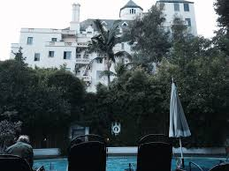 postcard from los angeles u2014 lax chaos a storied hotel and beverly