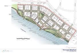 Vancouver Washington Map by Caitlin Harrigan Portfolio Vancouver Wa Waterfront Masterplan