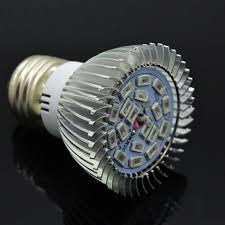 hydroponic led grow lights full spectrum led grow light 18w e14 e27 gu10 spotlight l bulb