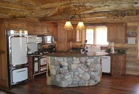 kitchen rock island gallery category rock creek cabin image rock creek kitchen