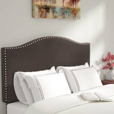 Nailhead Upholstered Headboard Nailhead Headboards You U0027ll Love Wayfair
