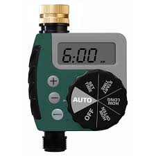 Home Depot Sprinkler Design Tool by Orbit 1 Port Single Dial Timer 62056 The Home Depot
