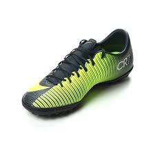 Nike Cr7 nike mercurial victory vi cr7 turf soccer shoes seaweed volt hasta