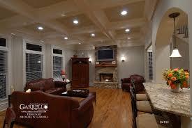 Home Design Interior And Exterior Exterior Design Elegant Interior Garrell Associates With Coffered
