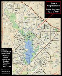 Map Of Dallas by L Streets Crime Watch