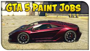 gta 5 online touch up tuesday metallic rose infernoe nismo