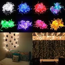 Multi Function Christmas Lights 100 Led Multifunction Dorm Lights For Holiday Christmas Party