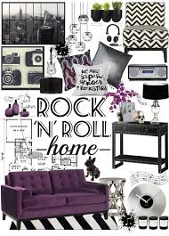 home n decor interior design 34 best rock n roll decor images on a