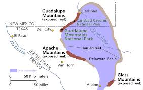 Delaware mountains images File delaware basin map png wikimedia commons PNG