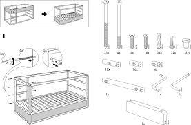 Ikea Kura Ikea Beds Kura Reversible Bed 38x75