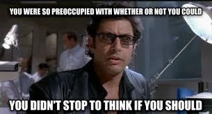 Jurassic Park Birthday Meme - fun facts about jurassic park album on imgur