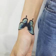 74 wonderful wrist butterfly ideas that every would