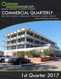 Famsa En Austin Tx by Oldham Goodwin U0027s Commercial Quarterly 1st Quarter 2017 By Oldham