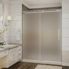 Shower Door Molding Aston Moselle 60 In X 32 In X 77 5 In Completely Frameless