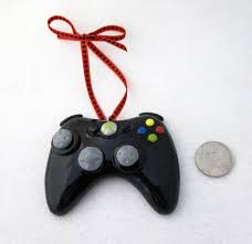 create your own controller xbox 360 gamer ornament