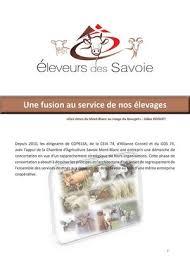 chambre d agriculture savoie calaméo brochure eleveurs des savoie