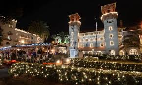 Nights Of Lights Tours Visit St Augustine