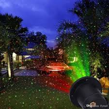 Outdoor Light Projectors Christmas by 2017 Solar Powered Laser Christmas Laser Star Night Light