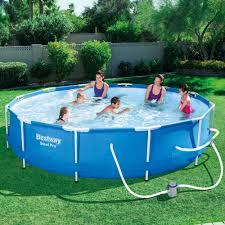 Intex 12x30 Pool Bestway Steel Pro 12 U0027 X 30