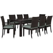 Macys Patio Dining Sets by City Furniture Zen Teal 84