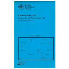 map uk harrogate 1 50 000 scale geological map uk sheet e62