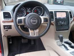 jeep grand interior road test jeep grand cherokee nikjmiles com