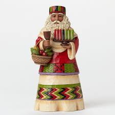 jim shore halloween amazon com jim shore for enesco heartwood creek african santa