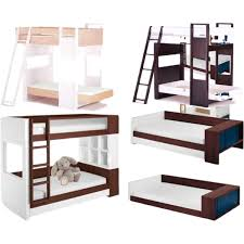 Uffizi Bunk Bed Wonderful Wooden Bunk Bed 2 Modern Bunk Beds Polyvore