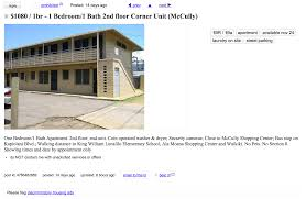 Craigslist Rentals Kauai by Landlords U0027 Rejections Keep Hawaii Homeless On The Streets Longer
