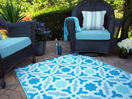 Modern Outdoor Rug by Blue Seville Outdoor Rug By Fab Habitat From Cuckooland Com Rug