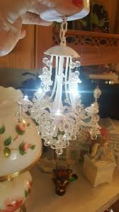 Small Chandeliers 384 Best Dollhouse Chandelier Images On Pinterest Dollhouse