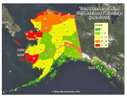 Louisiana Weather Map by Deep Cold Interior And Northern Alaska Weather U0026 Climate January