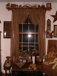Cheap Primitive Curtains Delightful Ideas Primitive Curtains For Living Room Valuable 1000