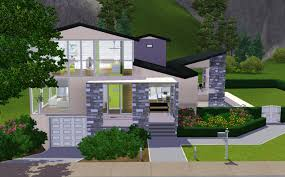house with underground garage home design