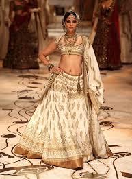 Indian Wedding Dresses Reddish And Off White Rohit Bal Bridal Dresses U2013 Designers