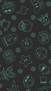 8 bit halloween background suapp iphone wallpapers 8 mario kart phone wallpapers