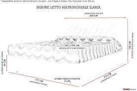 dimensioni materasso singolo dimensioni materasso singolo materasso la rosa dei venti alto cm