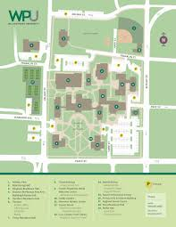 Student Map Login Locations U0026 Directions U2013 William Peace University