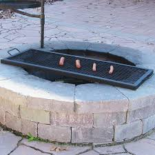 Large Firepits Large Grill Grates For Pits Pit Pinterest Grill