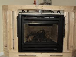 interior design emberglow 24 in split oak vented natural gas log