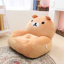 mini sofa kids chair children cushion armchair bean bag baby