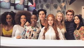 Hit The Floor Season 2 Episode 1 Full riverdale sdcc watch the hilarious season 1 blooper reel and new