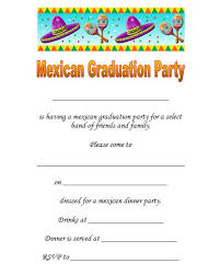 mexican graduation party themes