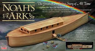 amazon com minicraft models noah u0027s ark cubit scale toys u0026 games