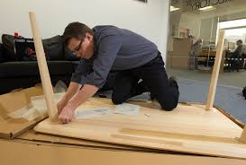 how to assemble ikea desk watch it only takes a minute to diy we put new ikea easy