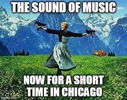 Sound Of Music Meme - julie andrews machine guns memes imgflip